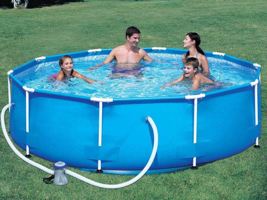 Goditi il sole d'agosto con i super sconti su tutte le piscine offerte dai Fratelli Lepore!